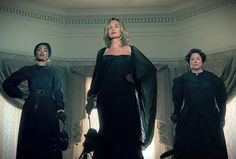 'American Horror Story: Coven' trailer gives be-witching look at Jessica Lange, Katy Bates and Angela Bassett characters American Horror Story Coven, American Horror Story Seasons, American Story, Jessica Lange Ahs, Witch Tv Shows, Angela Bassett, Opening Credits, Scary Movies, Scary Halloween