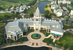 The World Golf Hall of Fame at World Golf Village Resort in St. Augustine, FL