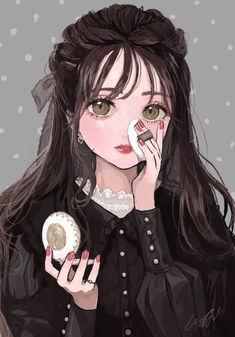 """ぽむ@ジョイネット on Twitter: """"女の子… """" Anime Angel Girl, Manga Anime Girl, Anime Girl Drawings, Kawaii Anime Girl, Cute Drawings, Anime Girls, Pretty Anime Girl, Cool Anime Girl, Beautiful Anime Girl"""