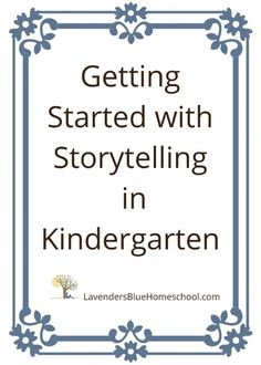 One of the hallmarks of Waldorf-inspired kindergarten homeschooling is storytelling. With some basic information and a bit of practice you'll start telling stories like a pro in no time.
