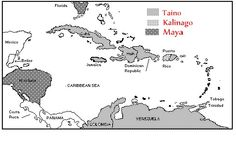 """My mom's family is from Southwestern Puerto Rico; Kalinago (formerly """"Carib"""") territory at one point in time.  Before they were Kalinago, they were natives of the American southern continent (Wayuu, Kalinago, etc.).  Ultimately, these groups all descend from Copán Maya."""