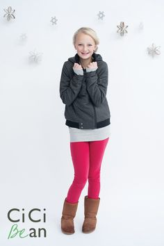 Holiday looks for tweens. | CiCi Bean - clothing for tween girls. | Shop online at www.peekaboobeans.com