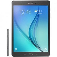 "Buy Samsung Galaxy Tab A with S Pen P355Y 16GB 8"" 16GB LTE GSM Unlocked (Smoky Titanium) REFURBISHED for 329.99 USD 