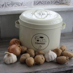Dóza na bioodpad - domácí kompost