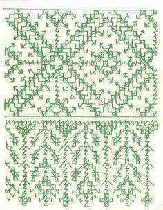 Plantilla de punto marroqu�