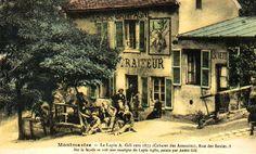 Le Lapin Agile 1872
