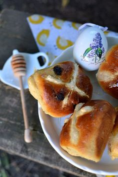 Hot Cross Buns: Easter isn't complete without a few of these delicious treats!