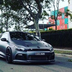 Rocco done very well Ferdinand Porsche, Gti Car, Affordable Sports Cars, Vw Corrado, Vw Scirocco, Weird Cars, Vw Cars, Vw Volkswagen, Motorcycle Outfit