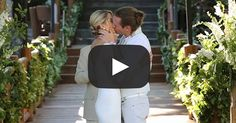 Brides: Watch Florida George Line's Tyler Hubbard and Hayley Stommel's Wedding Video