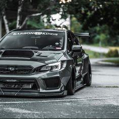 Angry Acorn Design Wide Body Kit Subaru WRX / STI 2015-2020 – Import Image Racing