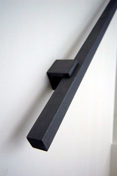 Handrail detail by Miyahara architects
