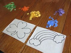 A handful of St. Patrick's Day activities for the kids.