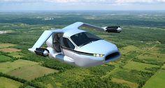 [Foto&Video] Prima maşină zburătoare din lume   Actualitatea Online