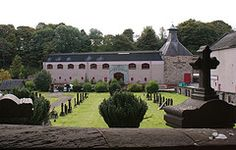 I'll be here, at The Glenrothes Whisky Distillery in Scotland, in May!