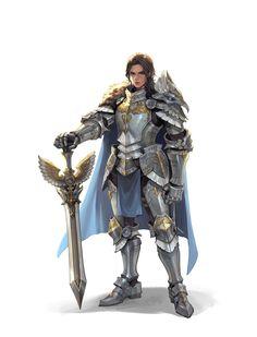 ArtStation - 160217 hawk armor, Sora Kim