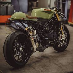 """2,015 Likes, 7 Comments - Cafe's of Insta (@cafesofinsta) on Instagram: """"What do you guys think of @nctmotorcycles modern take on a Cafe Racer with their Ducati 848 build?…"""""""