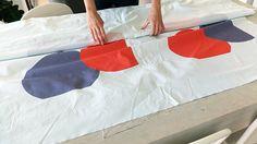 Po wielu tygodniach oczekiwania, wreszcie możemy zobaczyć zaprojektowane przez nas tkaniny.