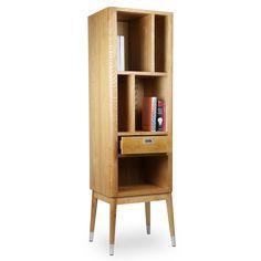 Mueble estantería-cajonera GABINETE (Cajoneras)