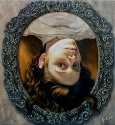 Galvan, Weird Art, Strange Art, Pop Surrealism, Through The Looking Glass, Art Studies, Dark Art, Unique Art, The Darkest