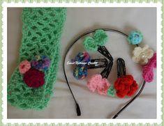 Sweet Nothings Crochet: AMAIRA's JACKET & HEADWEAR