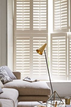Tier on Tier Shutters Window Dressings, Shutters, Blinds, Lounge, Windows, Curtains, Home Decor, Airport Lounge, Shades