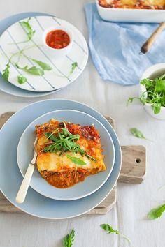 lasagna bolognesa - because blog