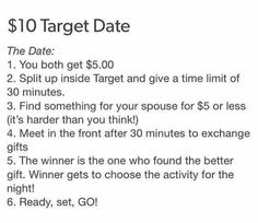 Date idea for couples