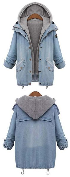 We all want to be warm and cozy in the fall and winter months. This coat will help you do just that! Pair it with any of your favorite pants for a cute and cozy look. Cupshe.com offers you more lovely items.