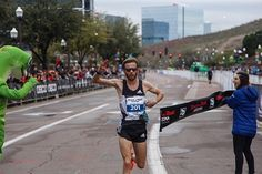 RunnersWeb   Athletics: Thomas Puzey and Bailey Drewes Triumph at Rock 'n' Roll Arizona Marathon