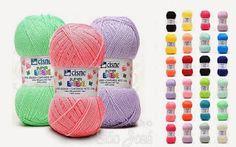 Pink Crochê: Vamos fazer crochê?