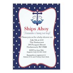Anchor With Whales for Twin Child Bathe Invitation.  Take a look at more by clicking the photo link Learn more at http://www.zazzle.com/anchor_with_whales_for_twin_baby_shower_invitation-256057208153862516?rf=238986102771821647