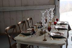 Rustic and Vintage Barn Theme 2014 WedLuxe Wedding Photoshoot @ Coldstream Farm Wedding Photoshoot, Wedding Decorations, Table Settings, Rustic, The Originals, Barn, Vintage, Detail, Table Top Decorations