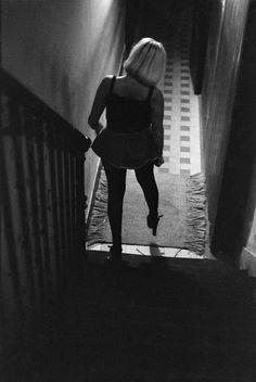 Jane Evelyn Atwood La Rue des Lombards, Paris, 1976-1977