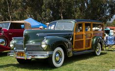 1942 Hudson Station Wagon - fvl by Pat Durkin - Orange County, CA, via Flickr