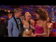 Kellie Pickler & Derek Hough . The Jive on DWTS! Holy Freaking amazing I wish I looked & danced like her!!! :p