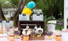 Fábrica de sorvete para festa - Foto: Quintadoca Fotografia