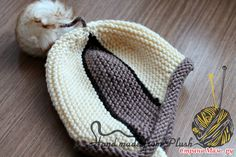 Knitted Hats, Crochet Hats, Crochet Stitches, Crochet Projects, Knitting, Google Translate, Tricot, Cowls, Beanies
