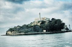 ALCATRAZ ISLAND-my kids are obsessed. Road Trip time...