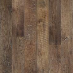 "Vinyl Wood Plank!   With its handsome graining, realistic knotholes, and worn saw marks, Dockside is a reclaimed and restored wood visual. Dockside is available in a larger 6"" x 48"" inch plank and makes a bold statement in design, color, and character."