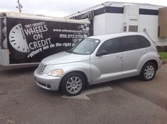 2007 Chrysler PT Cruiser Touring. Trey Crouch's Wheels on Credit 636 East US Highway 83 McAllen, TX 78501 956-972-0700 www.wheelsoncredit.com Welcome to Trey Crouch's Wheels on Credit. We have been serving our friends and family in McAllen, Texas and the Rio Grande Valley for over a decade. We are passionate about providing you with quality pre-owned vehicles. #Quality #Preowned #Used #Auto #Vehicle #Car #Dealership #Credit #Financing #Truck #Van #SUV #Chrysler #PTCuriser Mcallen Texas, Rio Grande Valley, Chrysler Pt Cruiser, A Decade, Touring, Van, Trucks, Friends, Vehicles