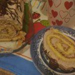 Tarte Fresca de Bolachas de Chocolate - Receitas e Menus ©