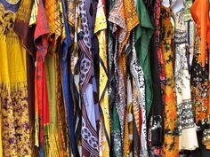Nairobi, Kenya Fabric Strip Curtains, Fabric Strips, Nairobi City, Kenya Travel, Spring Scarves, Ethical Fashion, Kimono Top, Boho, Mombasa