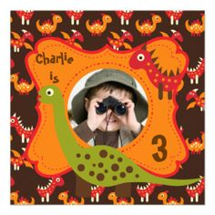 >>>Cheap Price Guarantee          Custom Photo Dinosaur Party Invitations           Custom Photo Dinosaur Party Invitations you will get best price offer lowest prices or diccount couponeReview          Custom Photo Dinosaur Party Invitations please follow the link to see fully reviews...Cleck Hot Deals >>> http://www.zazzle.com/custom_photo_dinosaur_party_invitations-161284381972268070?rf=238627982471231924&zbar=1&tc=terrest