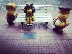 #mafalda #streetart #argentina #buenosaires by mumuse1