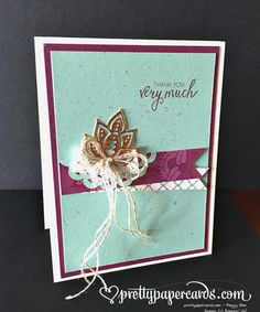 It's Sunday! 18 Fresh Card Ideas! | Stampin' Pretty
