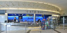 Cafe Bar in The Helix