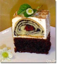 Sweet Recipes, Cake Recipes, Dessert Recipes, Photo Food, Crazy Cakes, Mousse Cake, Coffee Cake, Baked Goods, Good Food