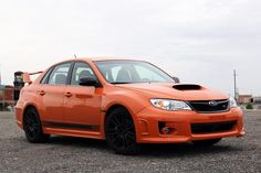 Official: 2014 Subaru WRX and STI pricing announced Man I dont know what to think of that color