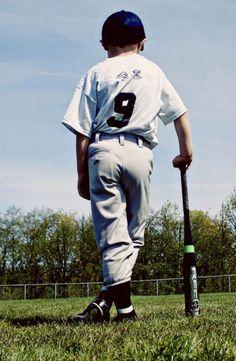 Cute repost baseball poses