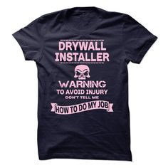 i am DRYWALL INSTALLER T-Shirts, Hoodies. GET IT ==► https://www.sunfrog.com/LifeStyle/i-am-DRYWALL-INSTALLER-57277792-Guys.html?id=41382